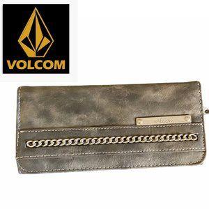 Volcom Finge Binge Wallet - Grey